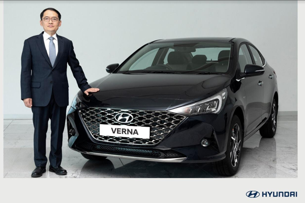 2020 Hyundai Verna Facelift BS6 Launched at Rs 9.30 Lakhs