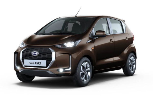 2020 Datsun RediGO Facelift Launched at Rs 2.83 Lakhs