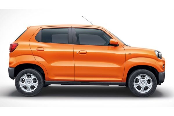 Maruti Suzuki S-Presso CNG Likely to Launch Soon in India