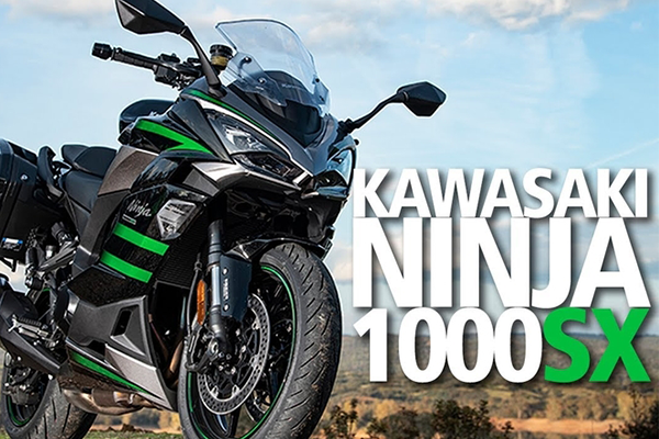 BS6 Kawasaki Ninja 1000SX Launched at Rs 10.79 lakhs in India