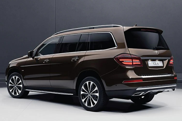 Mercedes Benz GLS Launch Date is 17th June in India