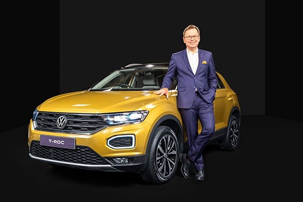 Volkswagen T-Roc Sold Out in India: Report