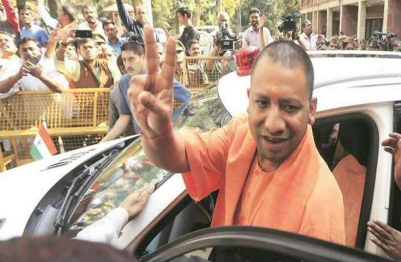 UP CM Yogi Adityanath Car Collection on His Birthday!