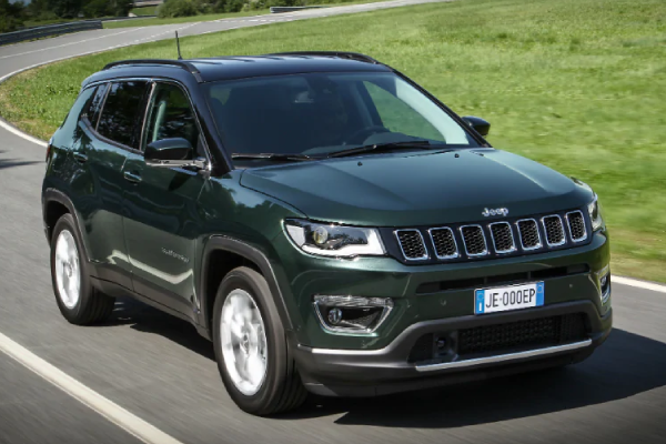 2021 Jeep Compass Facelift Unveiled