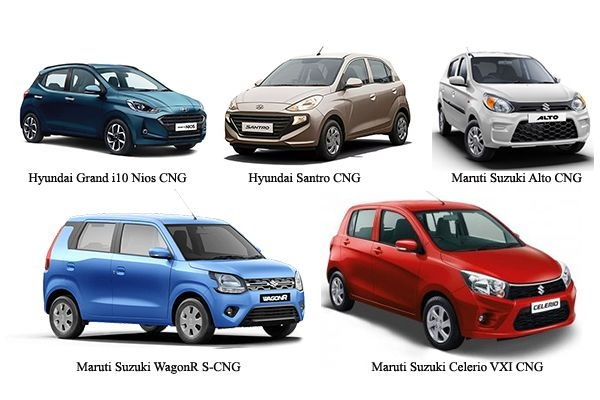 World Environment Day: Top 5 Cheapest CNG Cars in India
