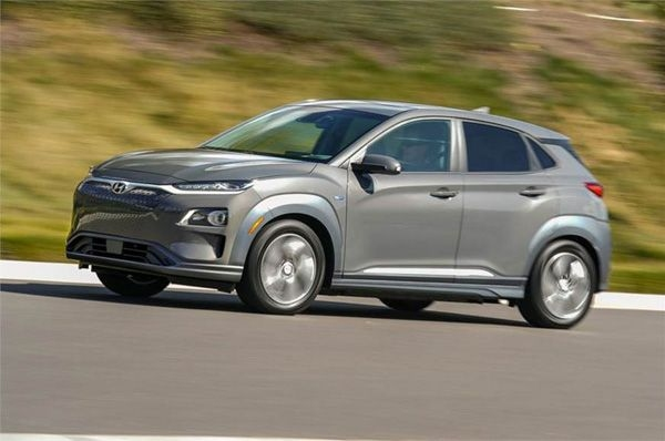 Hyundai Kona Electric Review