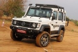 Force Gurkha Xtreme SUV Detailed Off-Roading SUV: Is it Worth the Hype?