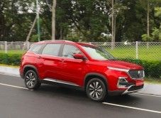 MG Hector Road Test: Next Big Thing in Indian Market?