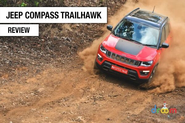 Jeep Compass: Detailed Off-Roading Review of Four-Wheel Drive Variant of Car