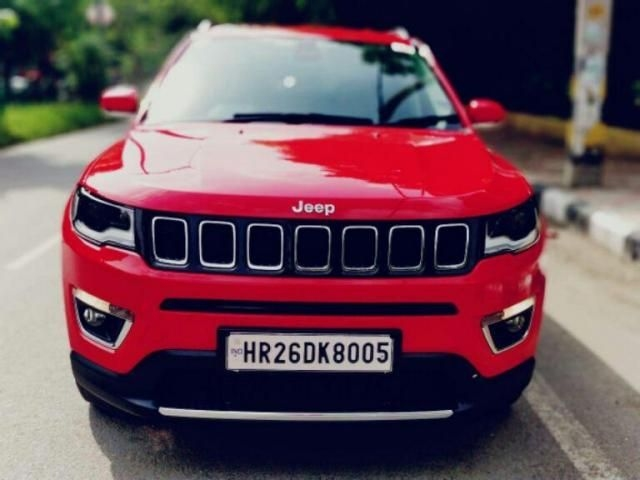 Jeep Compass On Road Price In Jaipur Price Starting Ex Showroom