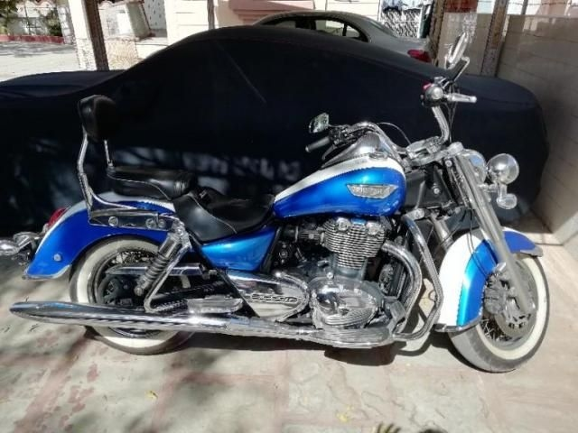 Triumph Thunderbird Storm On Road Price In Bhubaneswar Price