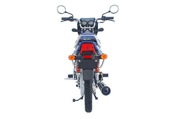Bajaj CT 100 Spoke