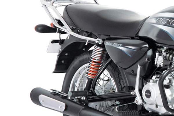 Bajaj Boxer AT100