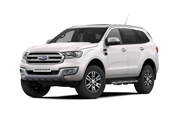Ford Endeavour XLT 4X4 Price in India | Droom
