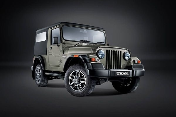 Image result for Mahindra Thar CRDe: