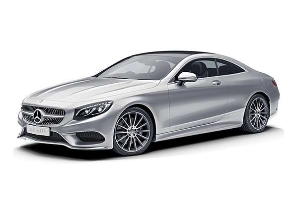 Mercedes-benz S-Coupe