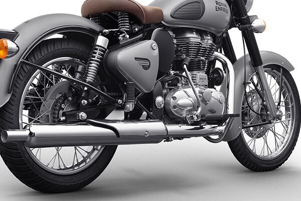Royal Enfield Classic Gunmetal Grey Price In India Mileage Reviews