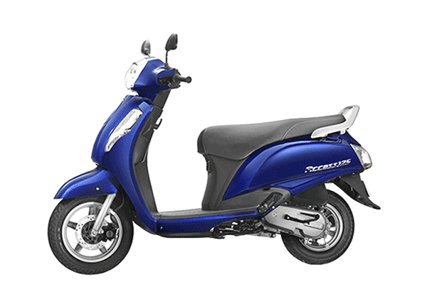 Used Suzuki Access Scooter Price in India, Second Hand Scooter