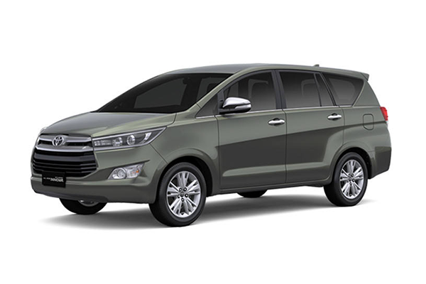 Toyota Innova Crysta 2 7 Gx 7 Str 2020 Price In India Droom