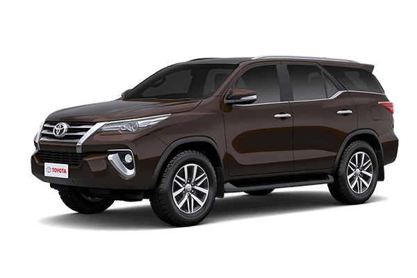 Toyota Fortuner Trd Sportivo Price In India Droom