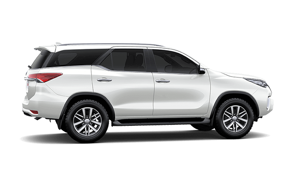Toyota fortuner pricing