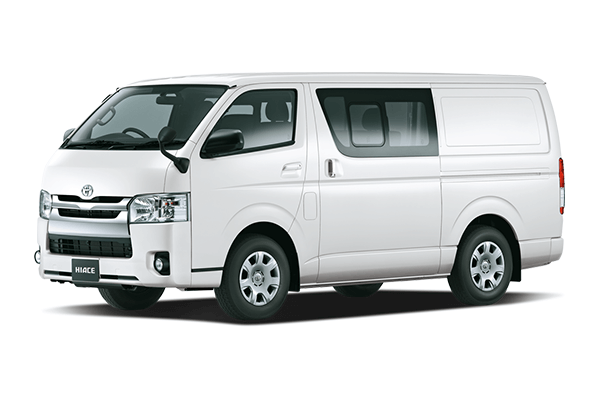 Toyota Hiace Price In India Mileage Reviews Images