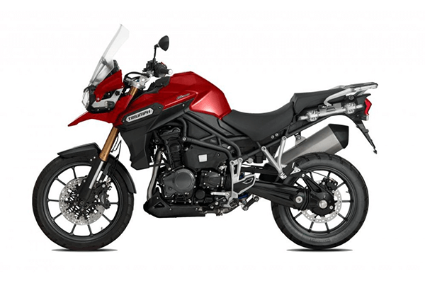 Triumph Tiger Explorer 1215cc Price In India Droom
