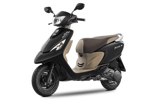 Tvs Scooty Zest 2017 Ltd.edition-110cc