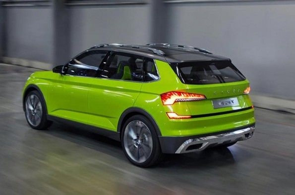 skoda vision x concept review droom discovery. Black Bedroom Furniture Sets. Home Design Ideas