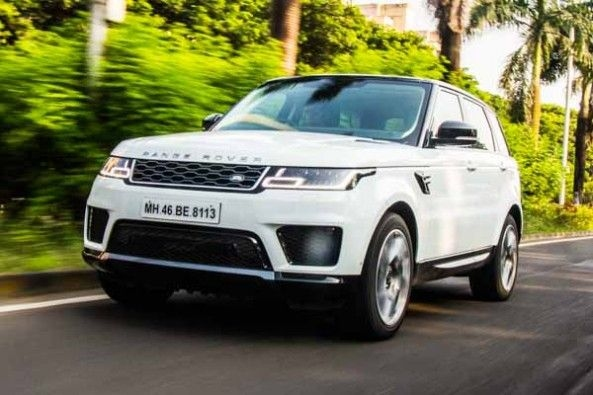 The Range Rover Sport comes with a slew of engine options