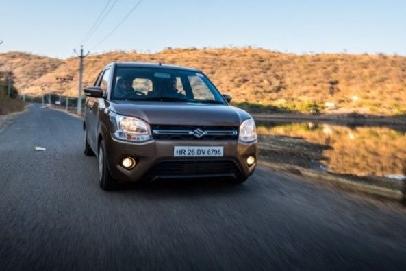 The new Wagon R gets two engine options along with two gearbox options