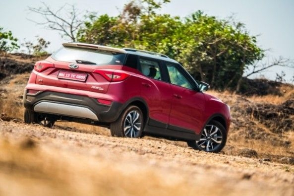 The Mahindra XUV300 looks young and attractive