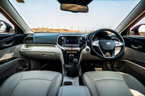 The Mahindra XUV300 is feature-loaded
