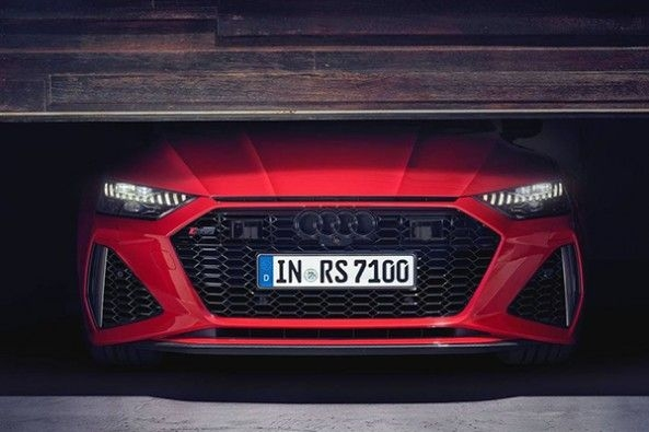Audi RS7 Front-view