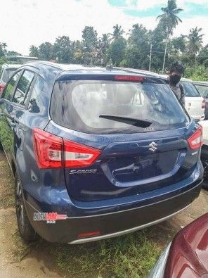 2020 Maruti S-Cross BS6 petrol