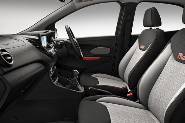 Ford Free Style Interior