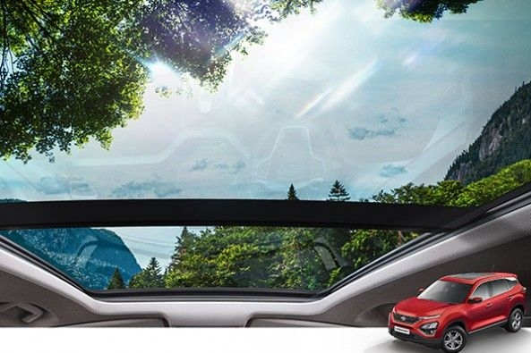 Tata Harrier Sun Roof
