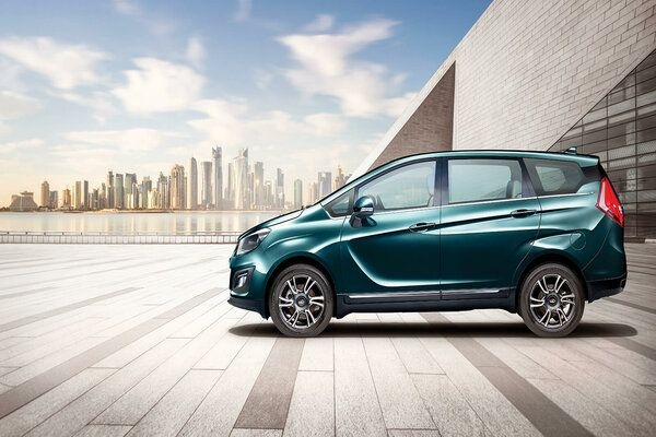 Mahindra's Unit Production for Marazzo Crosses the 25k Mark| Droom