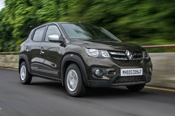 Renault Kwid 1 0 AMT Review |Droom Discovery