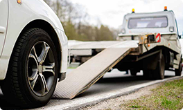 Towing service (vehicle to vehicle)