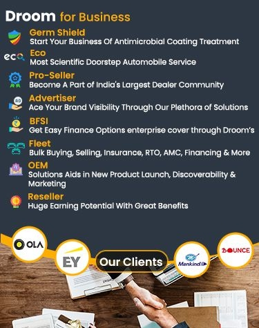 Droom For Business