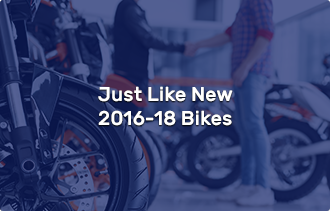 Just Like New 2016-18 Bikes