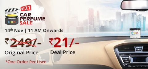 T&C for Car Perfume Sale | Droom