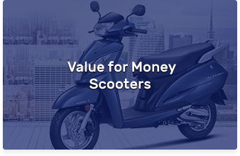Value for Money Scooters
