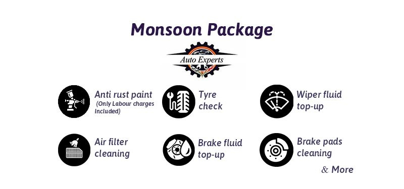 Monsoon mania | Auto-Expert | Droom Offer