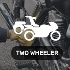 6 months comprehensive warranty for two wheelers