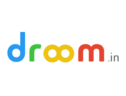 Droom.in | Download logo