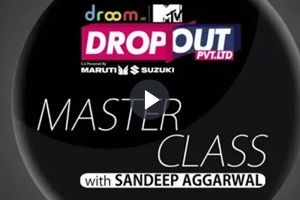Master class with Sandeep Aggarwal