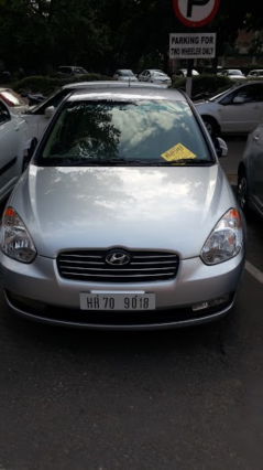 Hyundai Verna SX OPT AT 2008