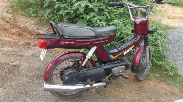 Used Hero Puch Scooters, 1 Second Hand Puch Scooters for